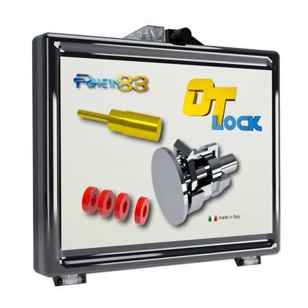 Scatola OT-CLOCK ADJUSTABLE 880CLR