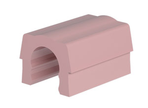 OT BAR Multiuse CLIP RITENTIVA ROSA