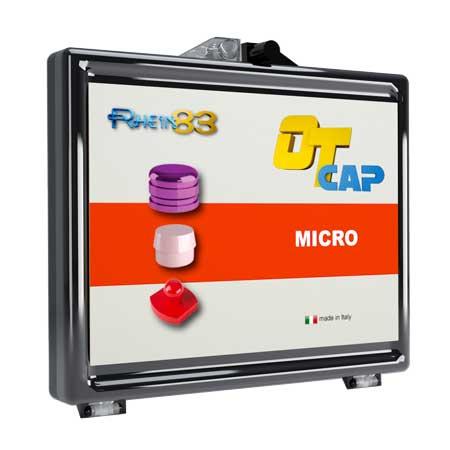 Scatola OT-CAP Calcinabile MICRO Singolo 2016 092CAM
