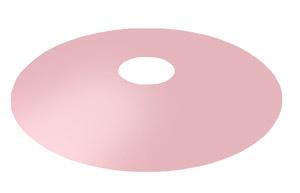 dischetto-protettivo rosa 100PDR