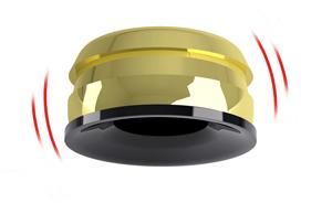 Smartbox Contenitorecapp nera 330SBE