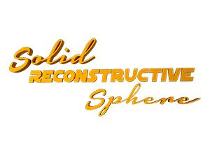 Solid Reconstructive Sphere